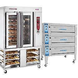 NEW & USED - Commercial Ovens