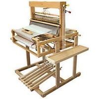 """Weaving Loom Dorothy 24"""" Leclerc Portable with Stand"""