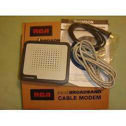 RCA DCM425 Digital Cable Modem Kitchener / Waterloo Kitchener Area image 1