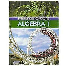 prentice hall mathematics algebra 1 ebay. Black Bedroom Furniture Sets. Home Design Ideas