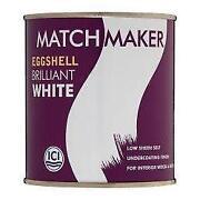 Dulux Eggshell White