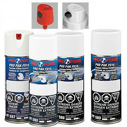 Aerosols & Touch Up Bottles Available Brown's Auto Supply