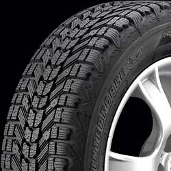 Used Firestone Winterforce Winter Tires West Island Greater Montréal image 2