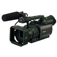 CAMERA PANASONIC DVX100B