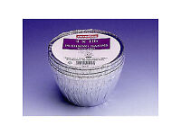 Pudding Basins With Lids 1lb Piece of 4 (Discount pack of 10)