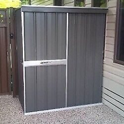 wanted garden shed