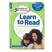 Hooked on Phonics Learn to Read 1st Grade