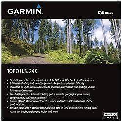 Garmin Topo Maps EBay - Garmin us canada maps download