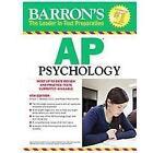 Barrons AP Psychology