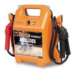 USED IN GOOD CONDATION Beta 1498B/24 12-24V Portable Car and Commerical Vehicle Starter