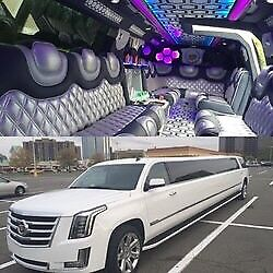 Mississauga stretch birthday  night out wine  limo 416-407-7355