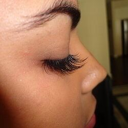 Luxury Mink Volume Eyelash Extensions