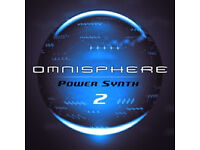 SPECTRASONICS OMNISPHERE v2 (PC or MAC)