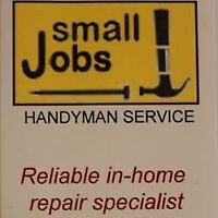 Small Jobs, Licensed electrician general labor
