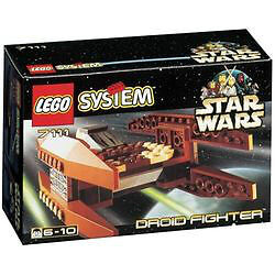 Lego Lego Star Wars Set #7111 Droid Fighter