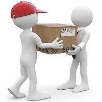 Small Moves & Deliveries Too!