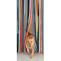 Standard PVC Strip Door Curtain