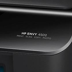 HP Envy 4502e all-in-one Multifunction COLOR Printer, Wireless Function, HP PRINTER APP COMPATIBLE, 1000 page per cycle