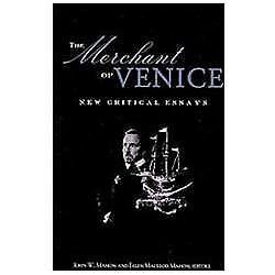 merchant of venice critical essays