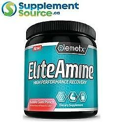 Elemetx ELITE AMINE (Intra-Workout), 175g - Mango Candy