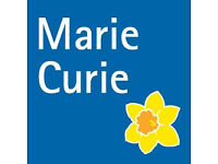 £9.75/h Urgent!! Street Fundraiser for Marie Curie Cancer Care (GSL)