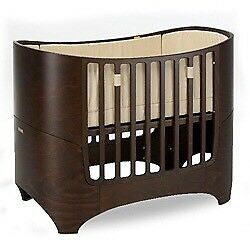 $1600 Expresso Convertible Crib for $450