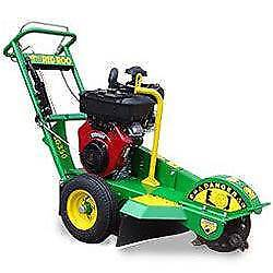 Got stumps you don't want?  D I Y stump grinders for hire
