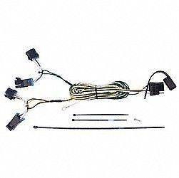 Westin For 03-17 GMC Savana / Chevy Express Towing Wiring