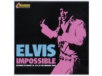 Elvis Impossible CD