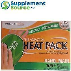 RE- USEABLE HEAT PACK - Instant Hand Relief