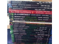 DC graphic novel / Comic collection for sales