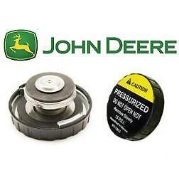 NEW JOHN DEERE OEM RADIATOR CAP - 114117079 - 15PSI