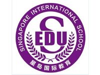 English language teacher to work in China