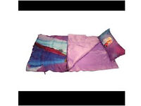 Toddler/kids Sleeping Bag with Pillow