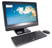 HP Omni 100-5155 (All in One PC) MINT CONDITION