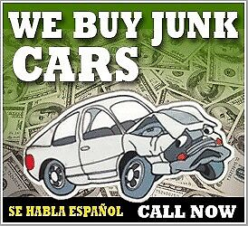 We pay the best price for junks cars