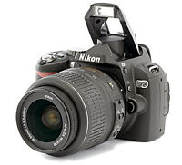 Nikon D60 DSLR for sale or trade for a phone with rogers