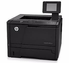 HP LaserJet Pro 400 Printer M401dn Inglewood Stirling Area Preview