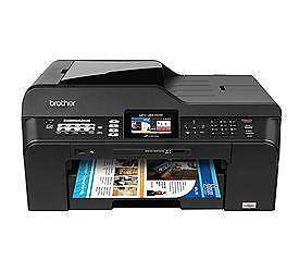 Brother A3 Injet Multifunction Printer A4 plus A3 paper trays Creswick Hepburn Area Preview