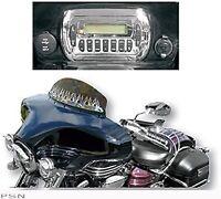Harley Davidson quad Zila fairings