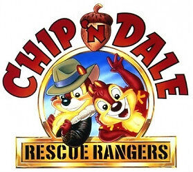 CHIP and 'N 'An DALE RESCUE RANGERS COMPLETE DVD set + Bonus