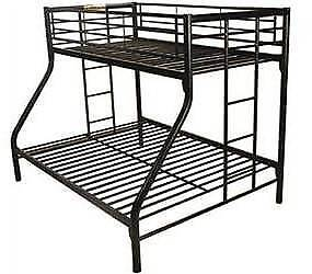 brand new bunk bed   single double size  $310 pickup $385 deliver
