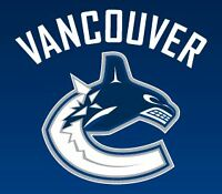 1/2 canucks season - no markup to ticket price