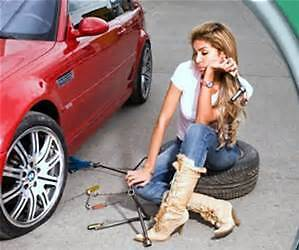 TIRE SWAPPING, OIL CHANGE, SENIORS DISCOUNT