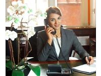 Fast Paced and Exciting Receptionist Position - Immediate Start