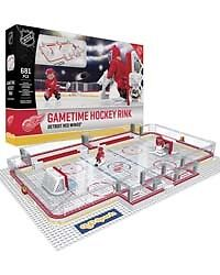 Detroit Red Wings Gametime Rink at JJ Sports