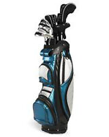 GOLF CLUBS (Womens Right Hand)  - NANCY LOPEZ ERIN SERIES Plus