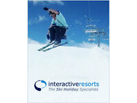 Ski Travel Sales Consultant at Interactive Resorts