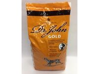 DR JOHNS GOLD DOG FOOD FREE DELIVERY