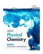 Physical Chemistry Atkins
